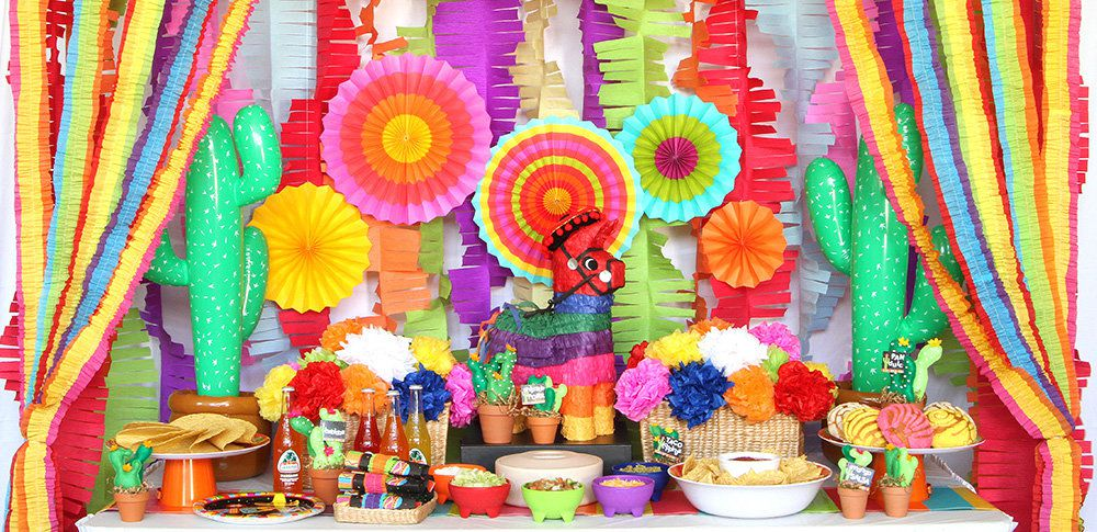 Mexican Fiesta Party Ideas Cultural Party Ideas At