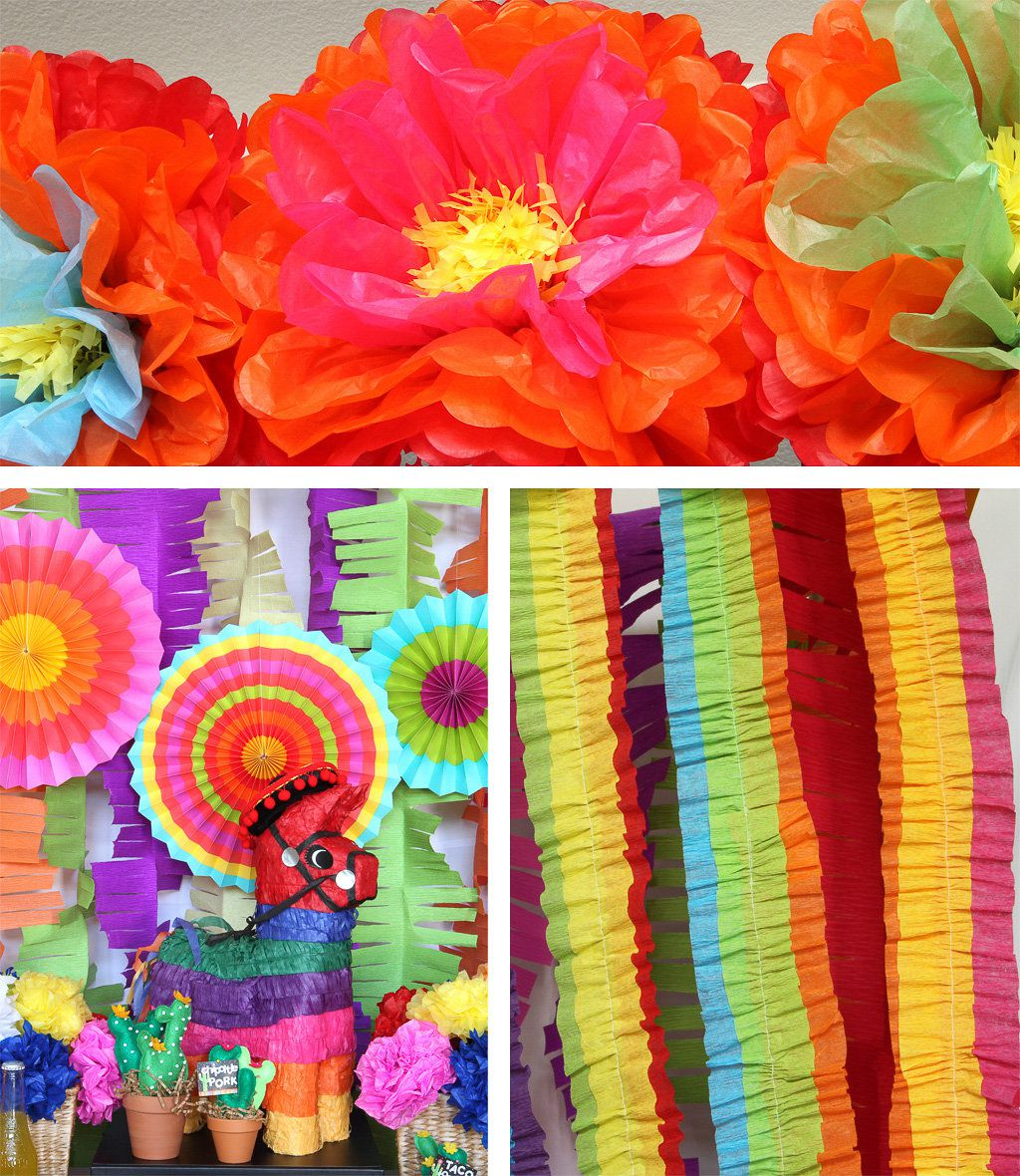 Mexican Fiesta Party Ideas Kids Party Ideas At Birthday In A Box