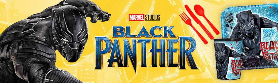 Black panther header