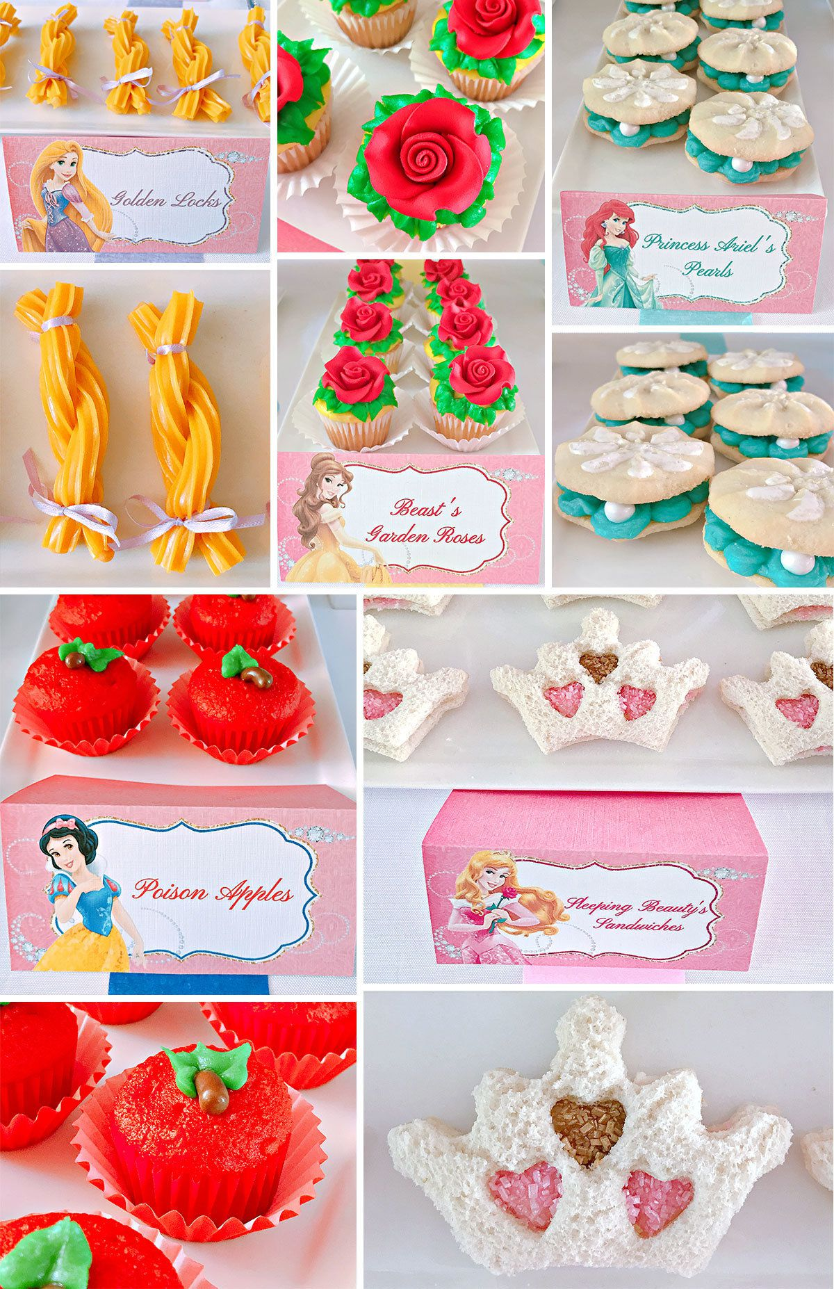 Disney Princess Party Ideas Girls Party Ideas At Birthday In A Box