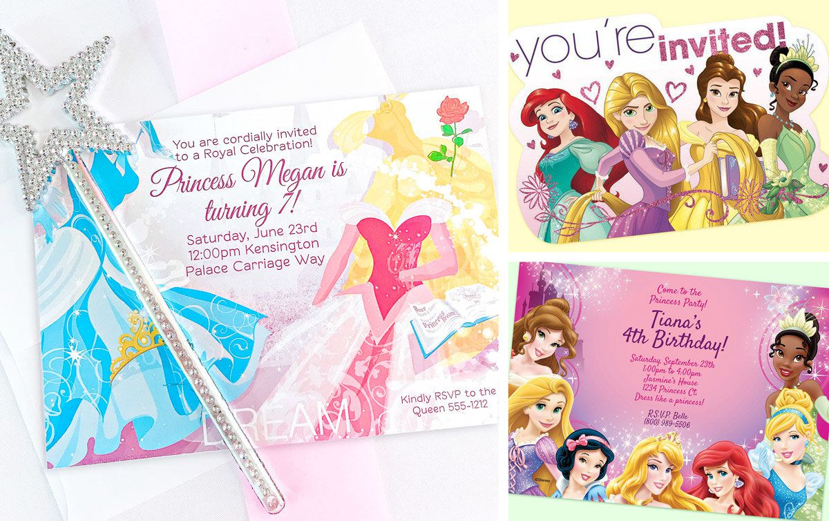 disney princess birthday pictures
