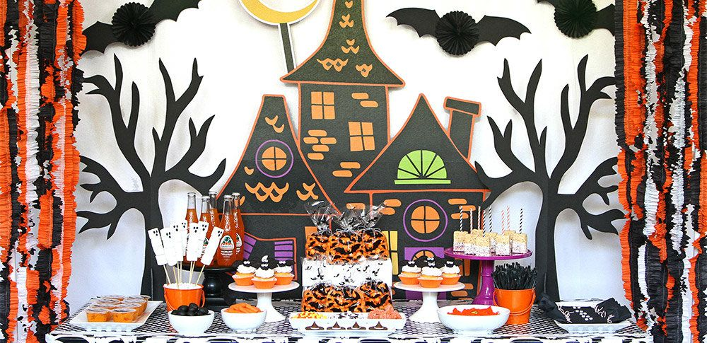 Halloween Theme Party Ideas.Halloween Party Ideas Holiday Party Ideas At Birthday In A Box