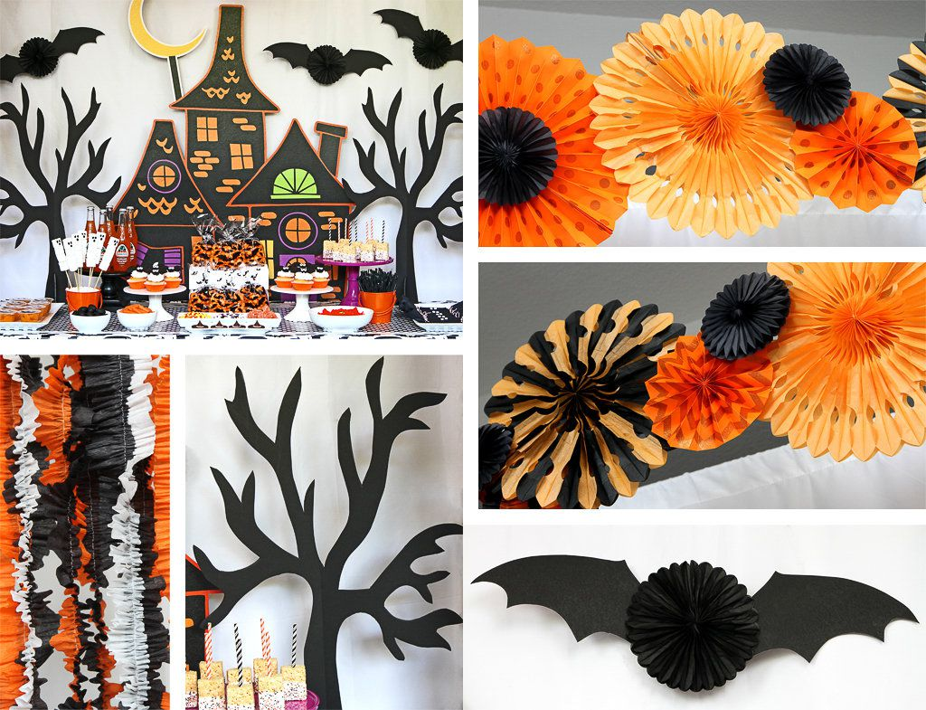 Halloween Party Ideas Decoration