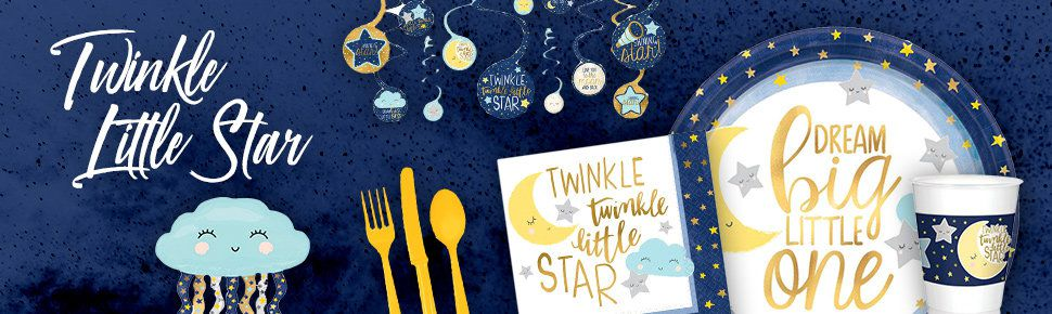 Twinkle little star