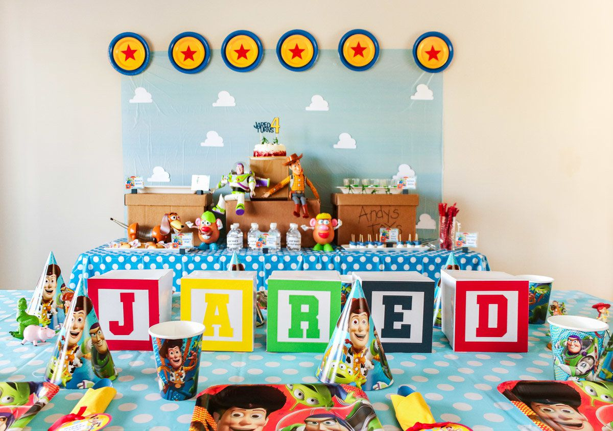 Toy Story Birthday Party Ideas Disney Party At Birthday In A Box