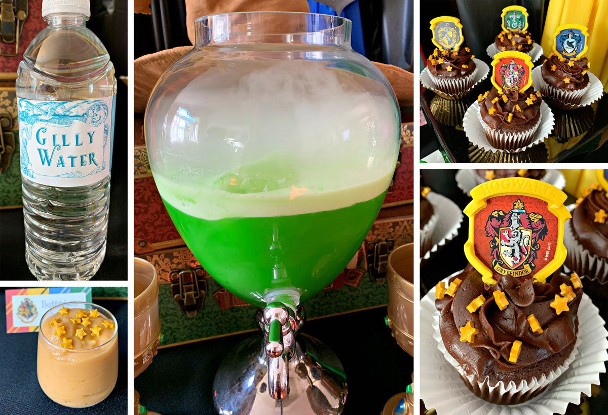 Harry Potter Party - Food Ideas