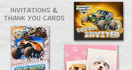 Shop Invitations & Thank you notes