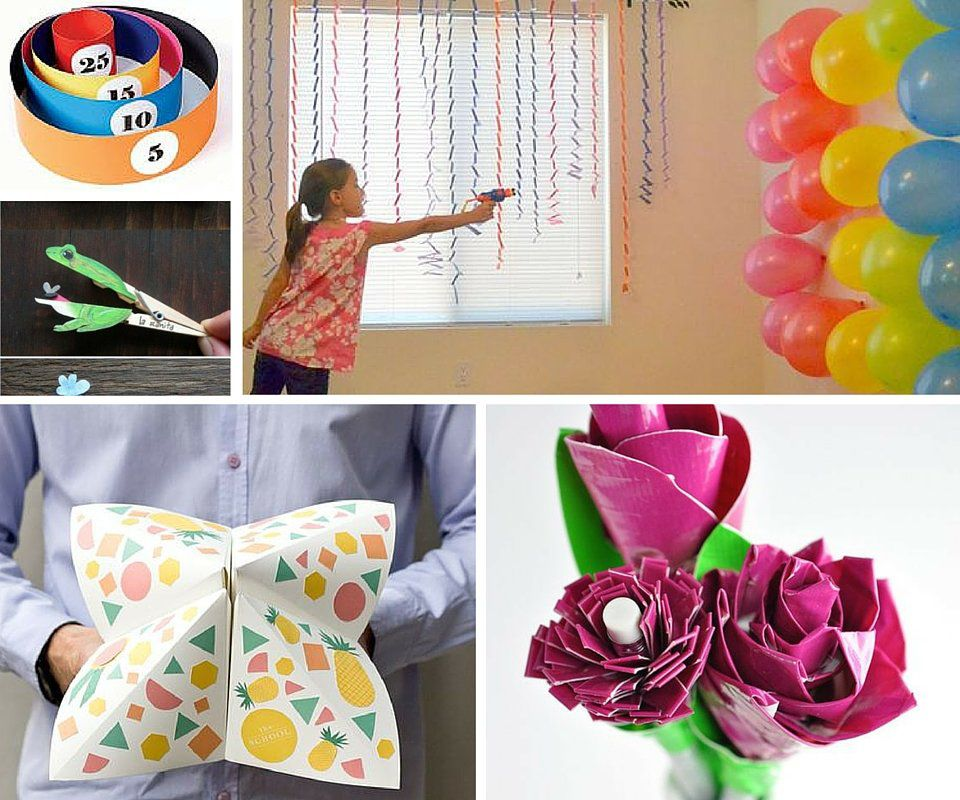 Indoor Party Game Ideas