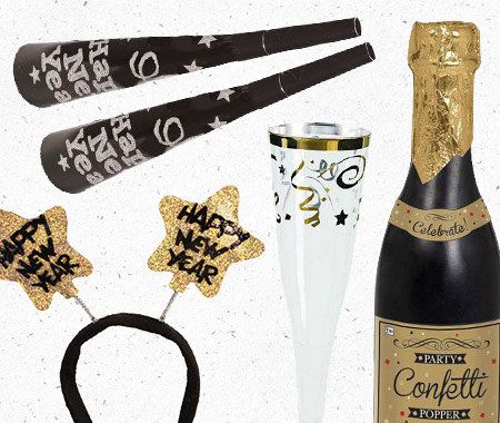 Party Themes, Party, New Years, Favors, Gifts