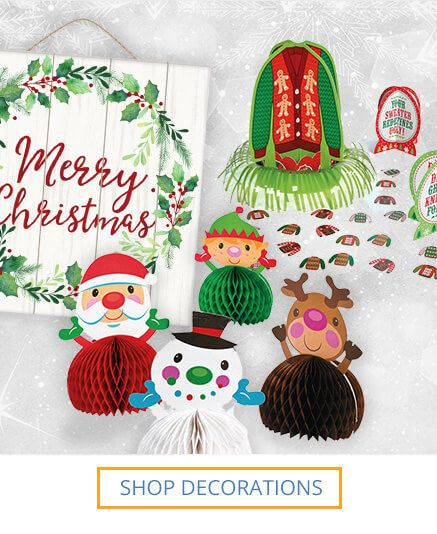 Happy Birthday Posters Party Banners Party Accessories Merry Christmas Banners Christmas-Themed Banners Congratulatory Banners