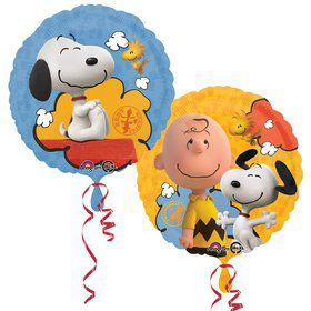 "18"" Peanuts Foil Balloon (Each)"
