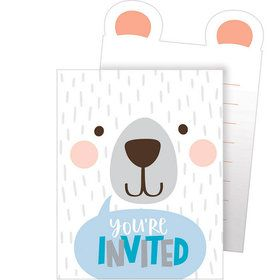 Bear Popup Invitation (8)