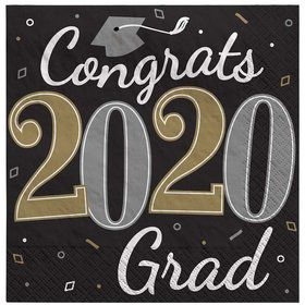 2020 Well Done Grad Lunch Napkins (36)