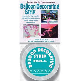 25ft Balloon Decorating Strip (Each)