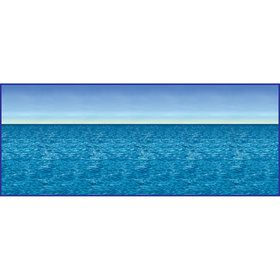 30' Ocean Sky Backdrop