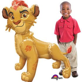 "Lion Guard 48"" Airwalker Balloon (Each)"