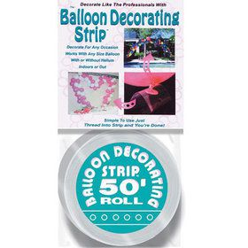 50ft Balloon Decorating Strip (Each)
