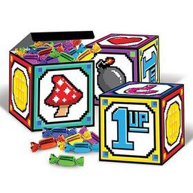"8-Bit 3 1/4"" Favor Boxes (3 Pack)"