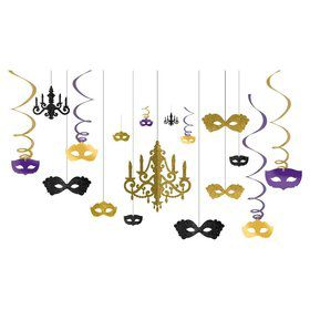 A Night in Disguise Chandelier Decorating Kit