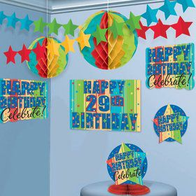 A Year To Celebrate Customizable Decorating Kit