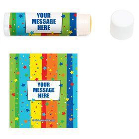 A Year to Celebrate Personalized Lip Balm (12 Pack)