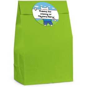 Adventure Time Personalized Favor Bag (Set of 12)