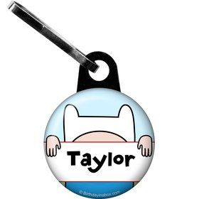 Adventure Time Personalized Zipper Pull (Each)