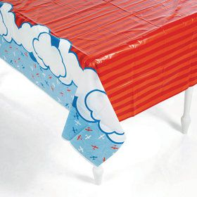 Airplanes Up & Away Tablecovers (1)
