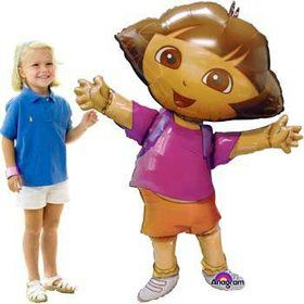Airwalker Dora Balloon (each)