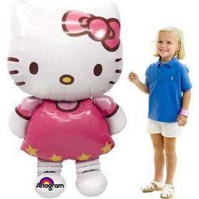 Airwalker Hello Kitty Balloon (each)