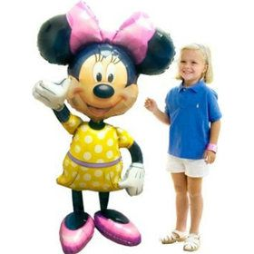 Airwalker Minnie Balloon (each)