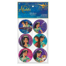 Aladdin Assorted Stickers