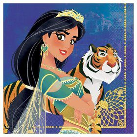 Aladdin Lunch Napkins (16)