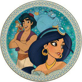Aladdin Lunch Plates