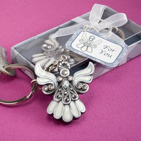 Angel Keychain Favor (Each)