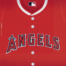 Angels Lunch Napkins (36 Pack)