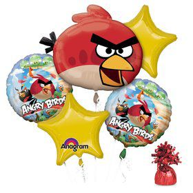 Angry Birds Balloon Kit