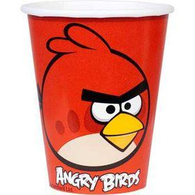 Angry Birds Cups (8-pack)