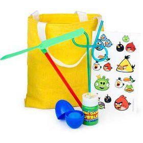 Angry Birds Deluxe Favor Kit (for 1 Guest)