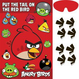 Angry Birds Party Game (Game for 8)