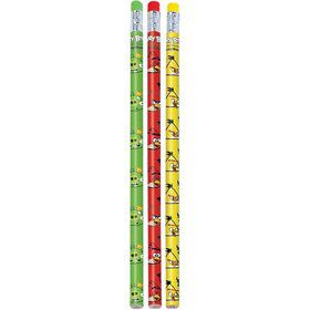Angry Birds Pencils (12-Pack)