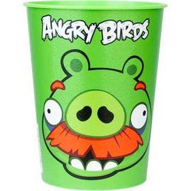 Angry Birds Plastic Party Cup (each)