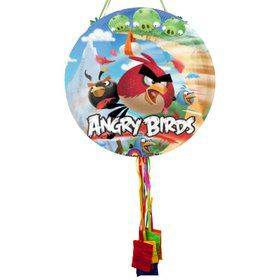 Angry Birds Pull String Economy Pinata