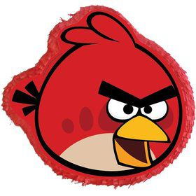 Angry Birds Red Bird Pinata (Each)