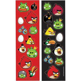 Angry Birds Stickers (8-Pack)