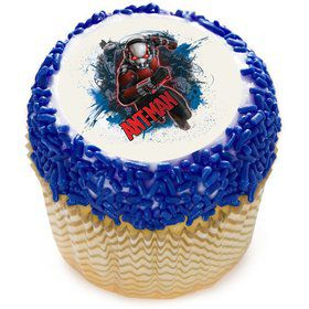 "Ant Man 2"" Edible Cupcake Topper (12 Images)"
