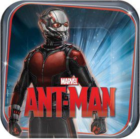 "Ant Man 9"" Luncheon Plates (8 Pack)"