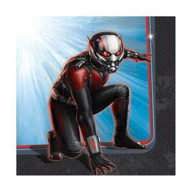 Ant Man Luncheon Napkins (16 Pack)