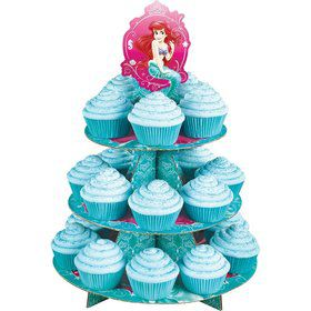 Ariel Cupcake and Treat Stand (Each)