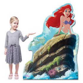 Ariel The Little Mermaid Stand up